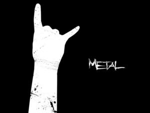 Метал - разновидность рок музыки